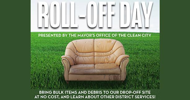 Roll-Off Day: Ward 5